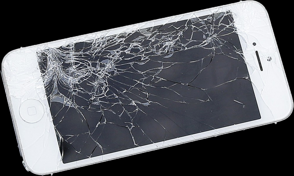 SMACKED UP YOUR PHONE? CLICK TO SEE A TOUGHER ONE FROM THE OUTDOOR PHONE STORE