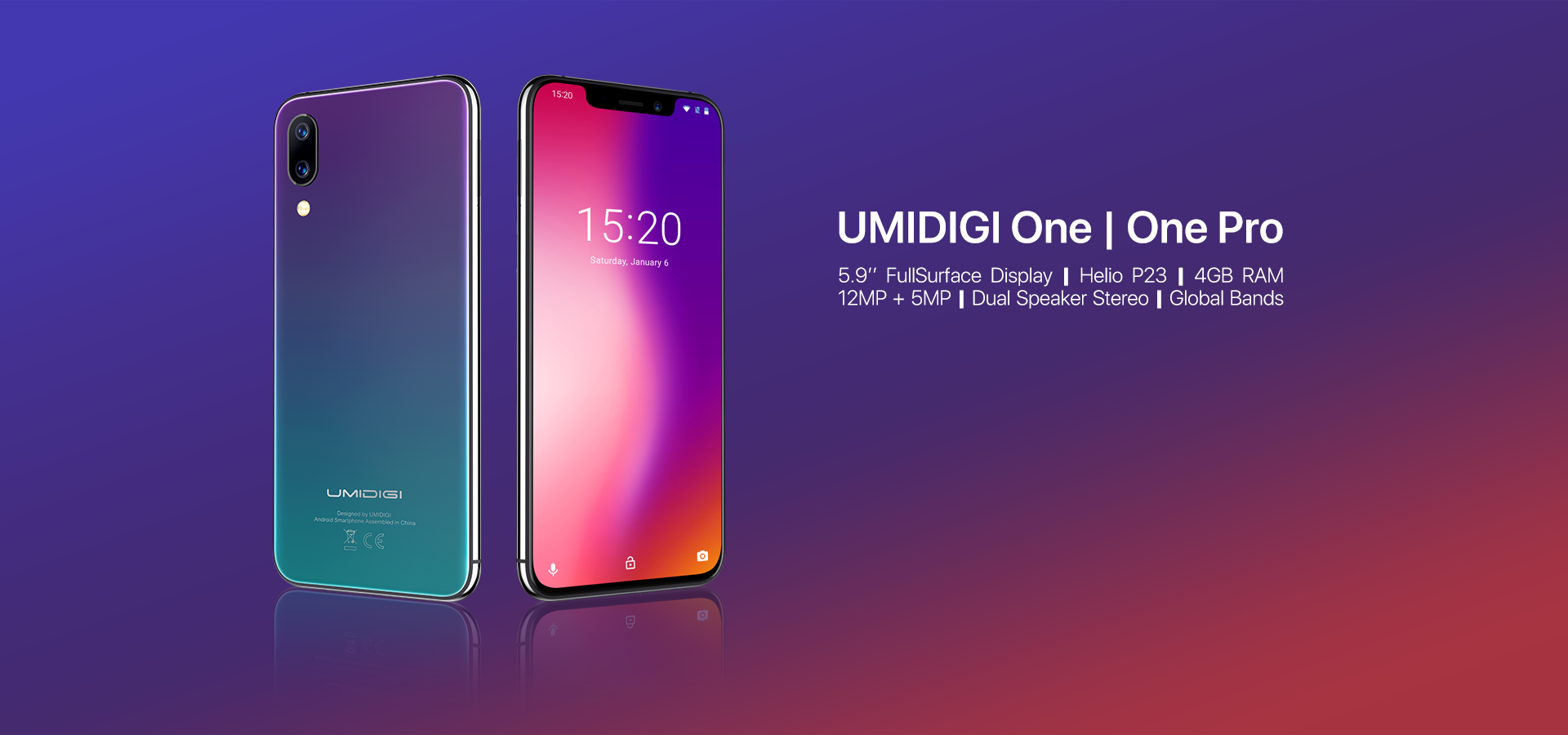 Umidigi One Pro Update Android 9