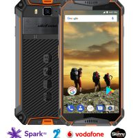 Ulefone Armor 3: 5.7 inch Android 8.1, 4GB/64GB Helio P23, 21MP Sony camera, Dual 4G SIM, 10,000mAh battery