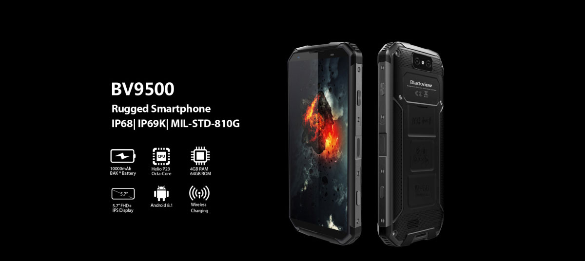 Blackview Bv9500 Review A Seriously Tough Phone Rugged